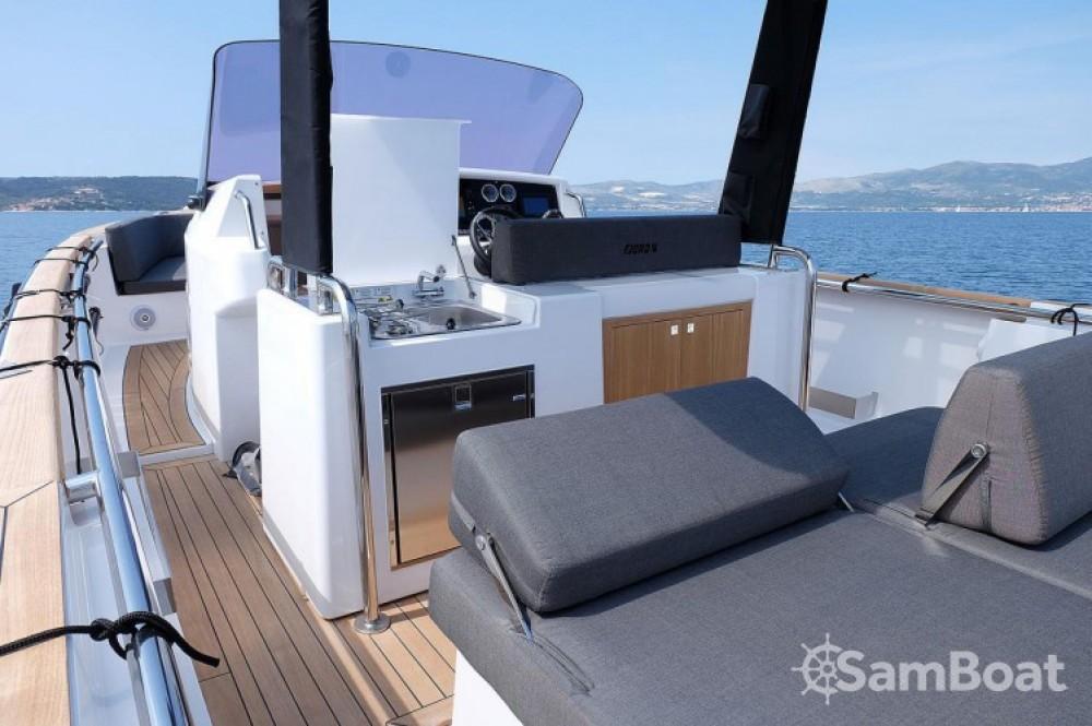Yacht-Charter in Marina Kaštela - Fjord-Boats Fjord 36 Open auf SamBoat