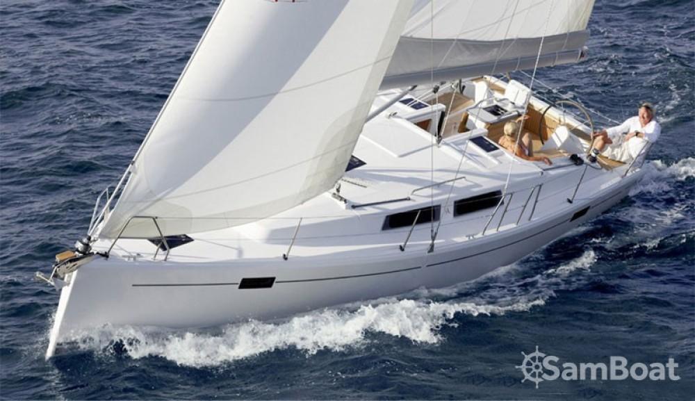 Segelboot mieten in Kroatien - Hanse Hanse 385