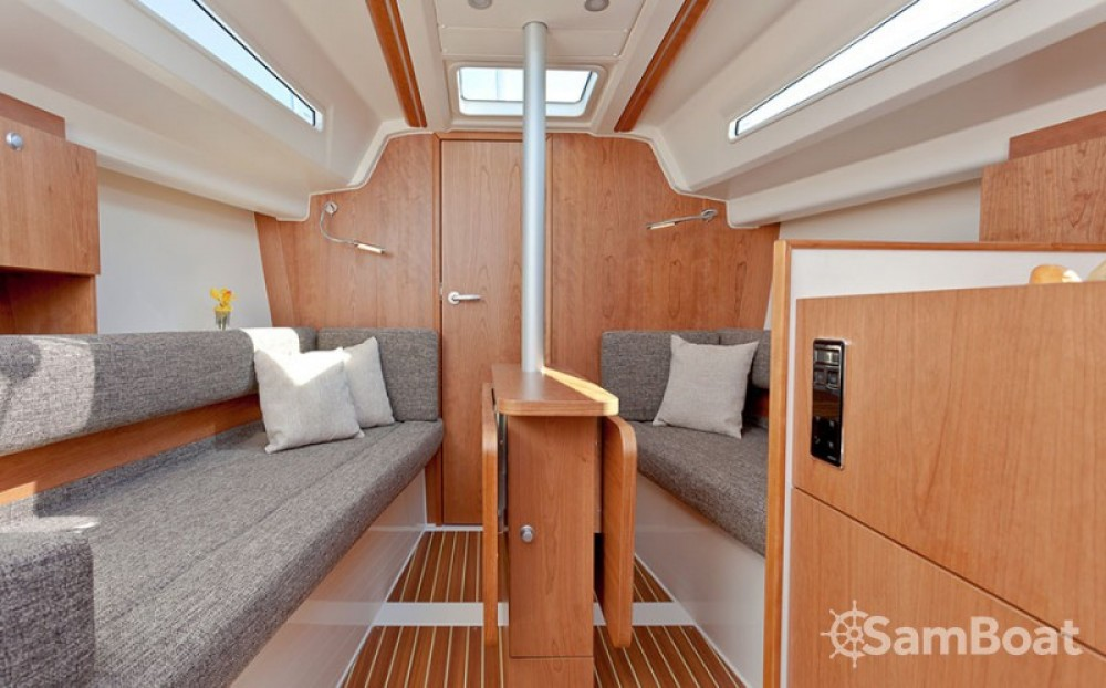 Yacht-Charter in Kroatien - Hanse Hanse 315 auf SamBoat