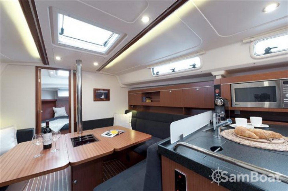 Yacht-Charter in Marina Kaštela - Hanse Hanse 385 auf SamBoat