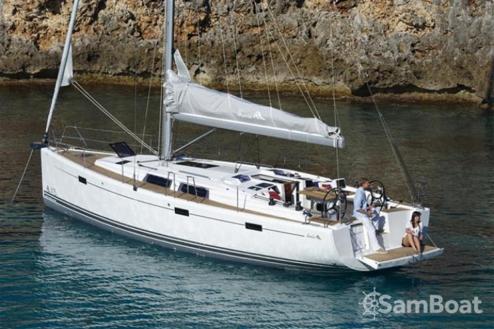 Segelboot mieten in Marina Kaštela - Hanse Hanse 415