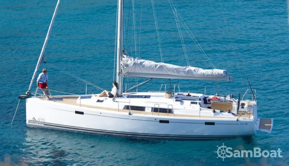 Yacht-Charter in Marina Kaštela - Hanse Hanse 415 auf SamBoat