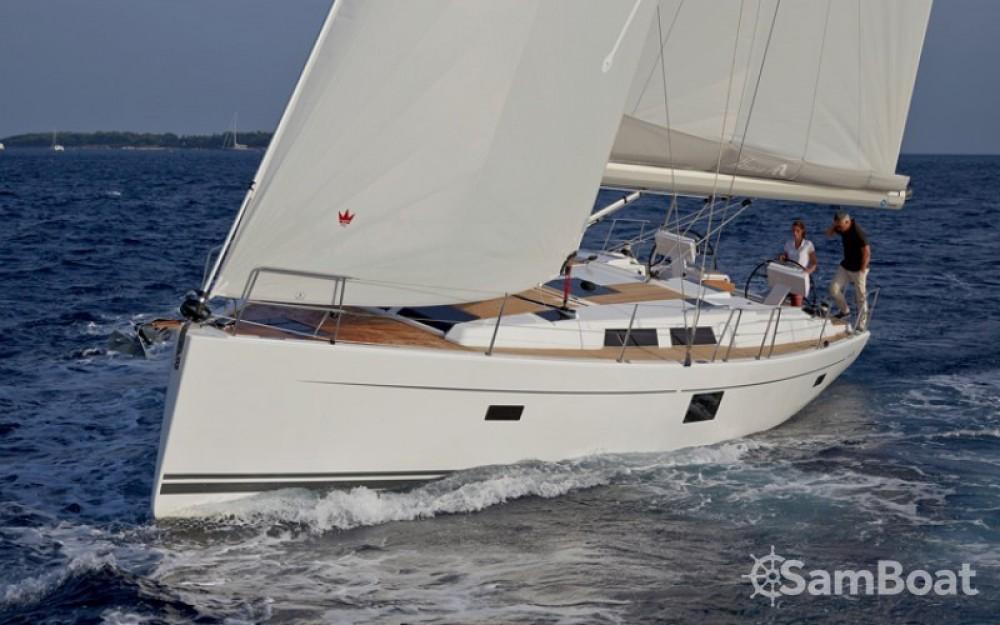 Yacht-Charter in Marina Kaštela - Hanse Hanse 455 auf SamBoat