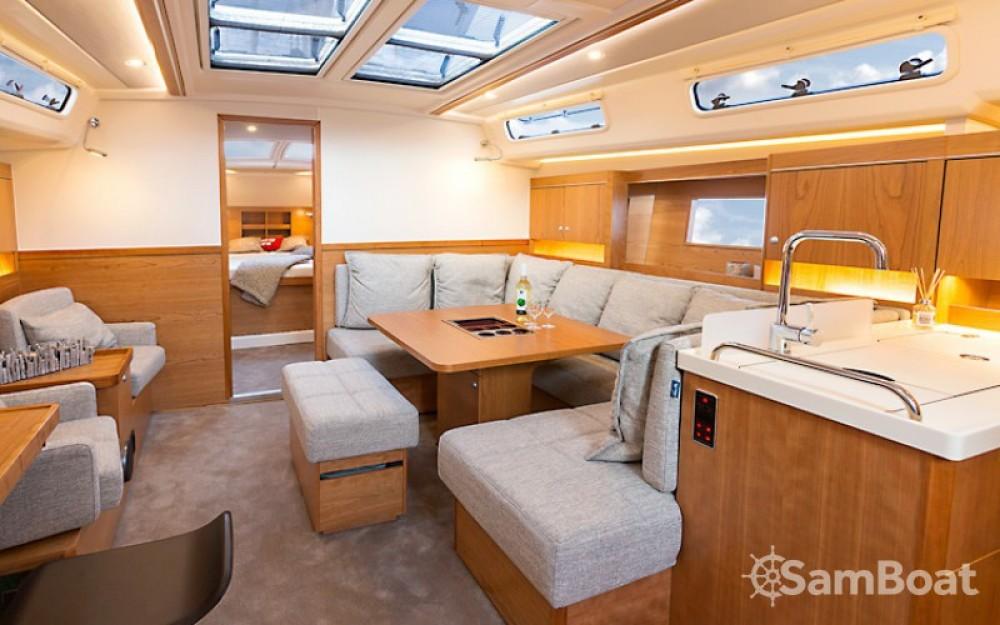 Bootsverleih Hanse Hanse 455 Marina Kaštela Samboat