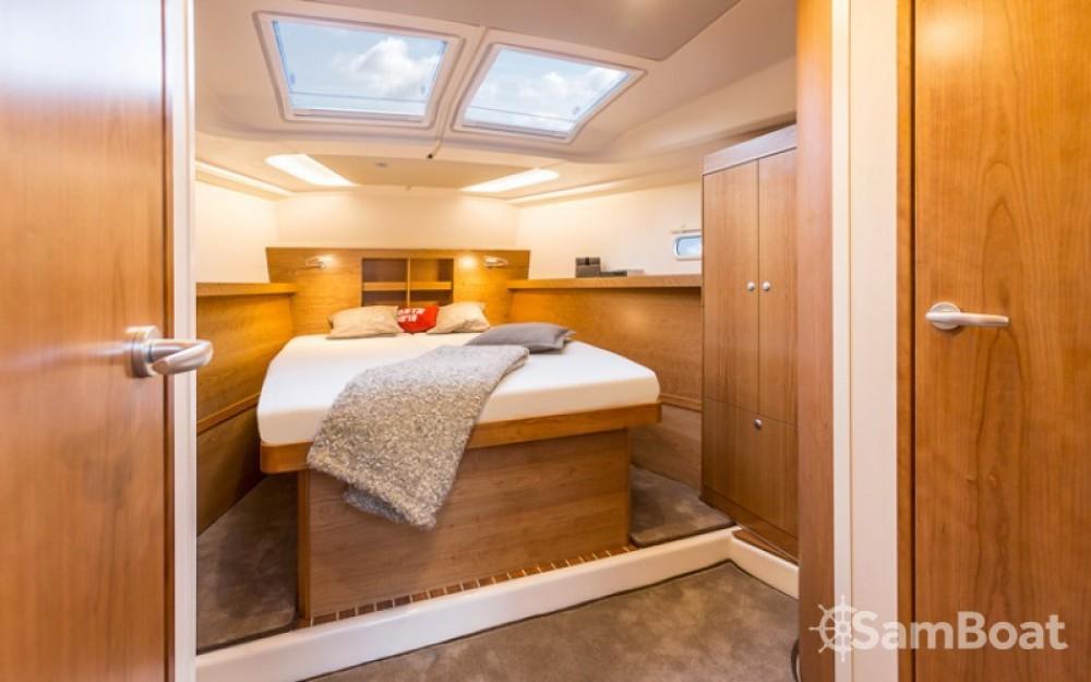 Segelboot mieten in Marina Kaštela - Hanse Hanse 455