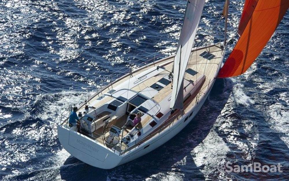Bootsverleih Hanse Hanse 505 Kroatien Samboat