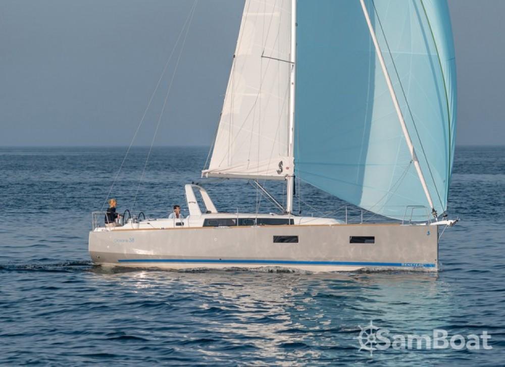 Yacht-Charter in Marina Kaštela - Bénéteau Oceanis 38 auf SamBoat