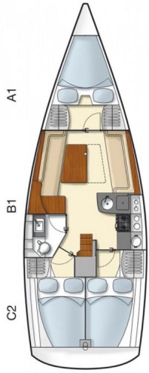 Yacht-Charter in Kroatien - Hanse Hanse 355 auf SamBoat