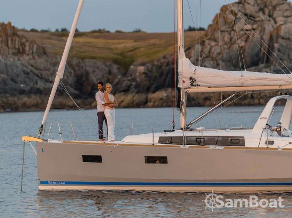 Segelboot mit oder ohne Skipper Bénéteau mieten in Marina Kaštela