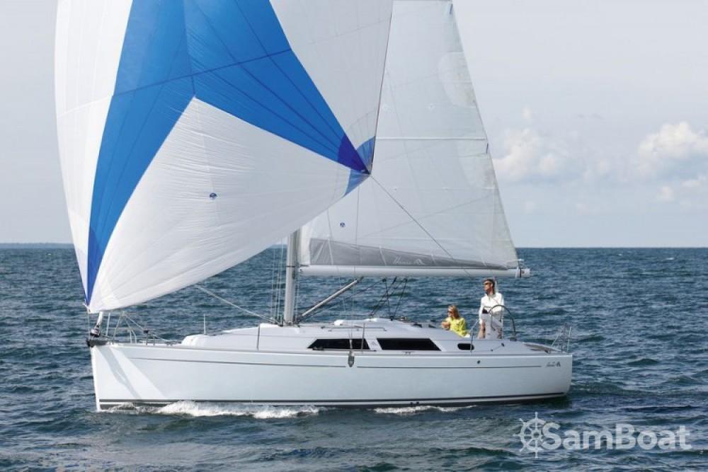 Bootsverleih Hanse Hanse 355 Kroatien Samboat