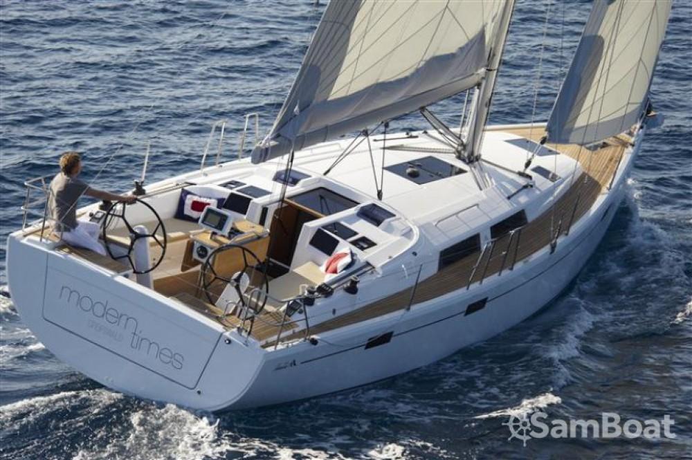 Segelboot mieten in Kroatien - Hanse Hanse 415