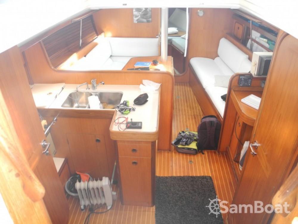 Bootsverleih Saint-Quay-Portrieux günstig First 375
