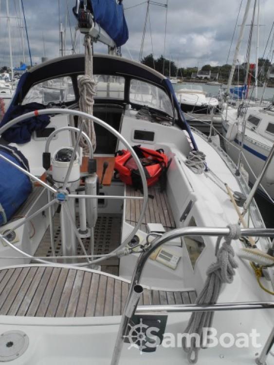 Location bateau Saint-Quay-Portrieux pas cher First 375