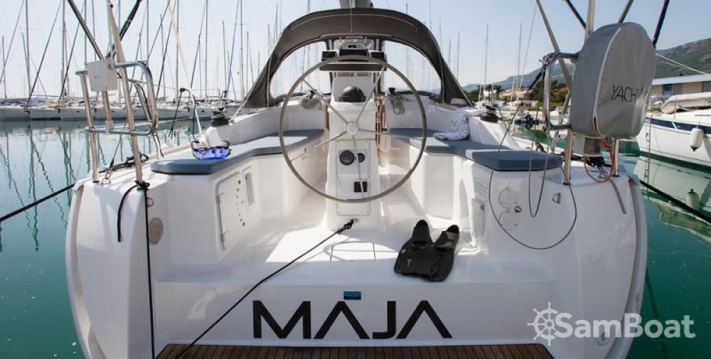 Bootsverleih Marina Kaštela günstig Easy 9.7