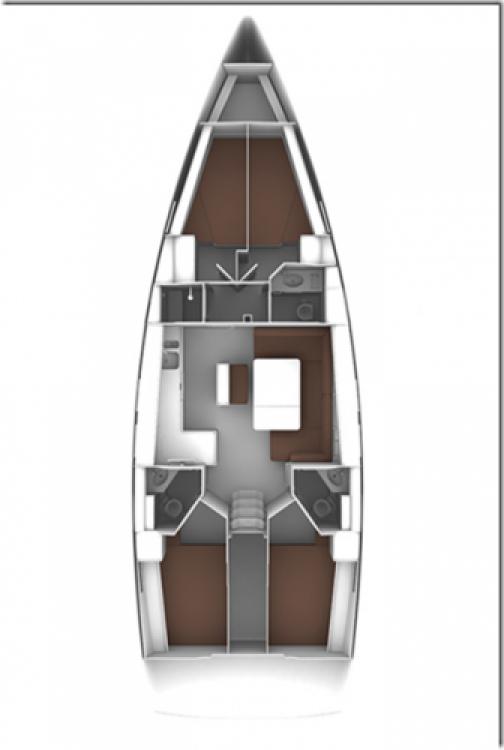 Segelboot mieten in Marina Kaštela - Bavaria Cruiser 46