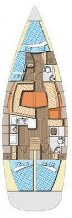 Bootsverleih Elan Elan 434 Marina Kaštela Samboat