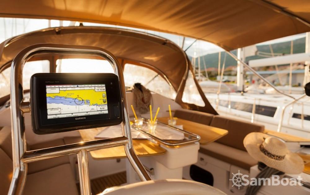 Yacht-Charter in Marina Kaštela - Elan Impression 50 auf SamBoat