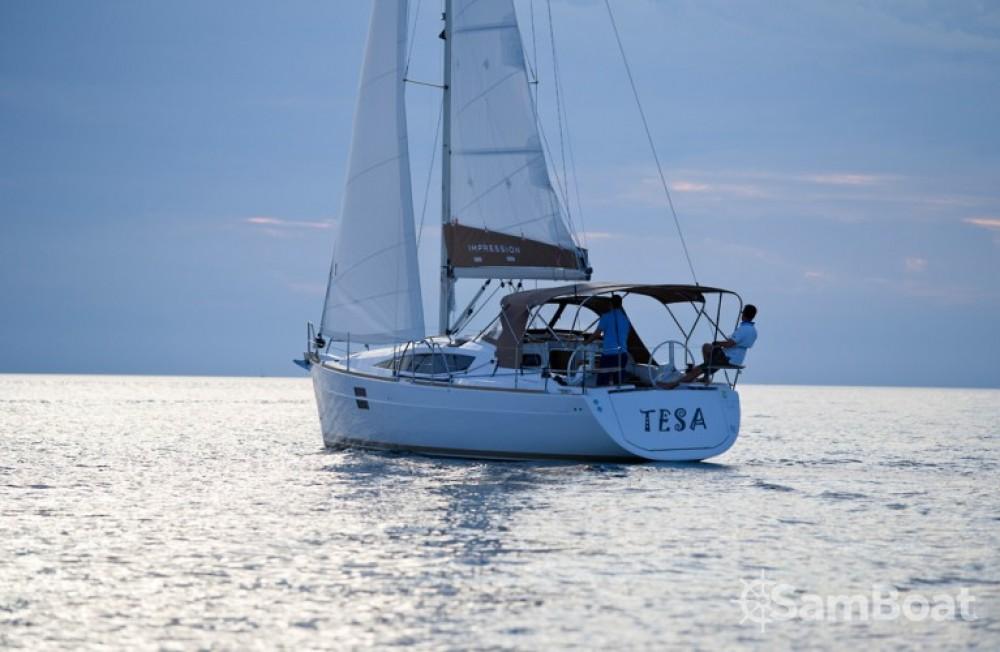 Yacht-Charter in Marina Kaštela - Elan Elan Impression 35 auf SamBoat