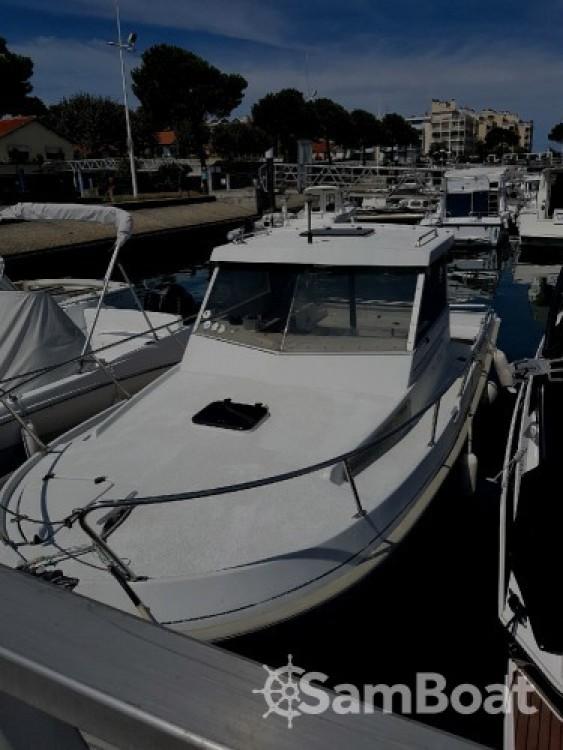 Location Bateau à moteur Sea-Rover avec permis