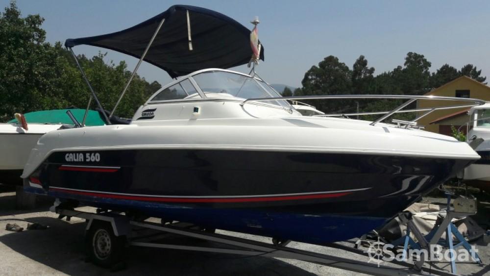 Motorboot mieten in Cobres zum besten Preis