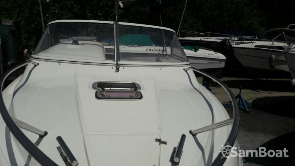 Motorboot mit oder ohne Skipper Galeon mieten in Cobres