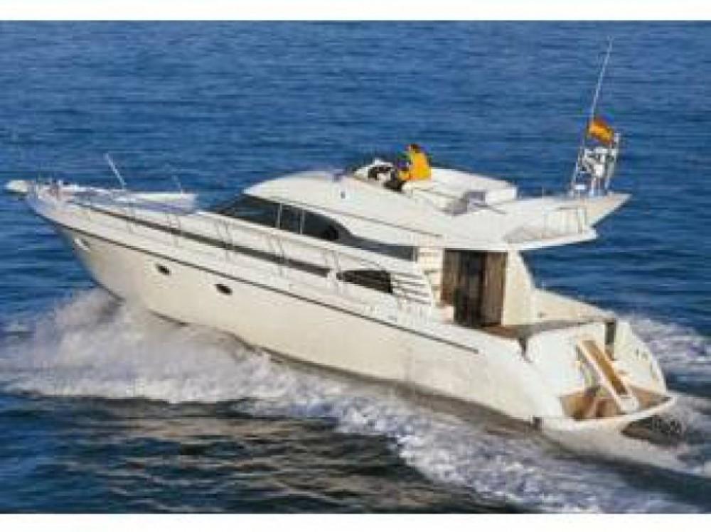 Motorboot mit oder ohne Skipper Garin mieten in Trapani