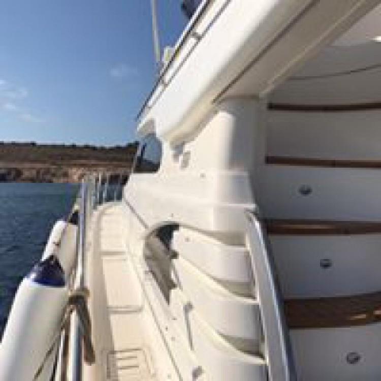 Motorboot mieten in Trapani - Garin garin 1550