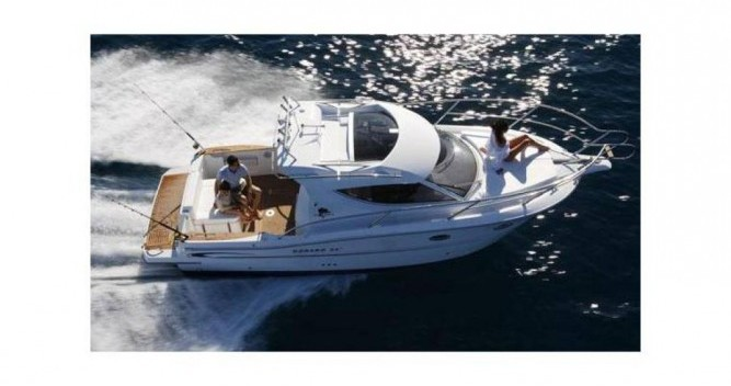 Louez un Sessa Marine Dorado 26 à Olbia