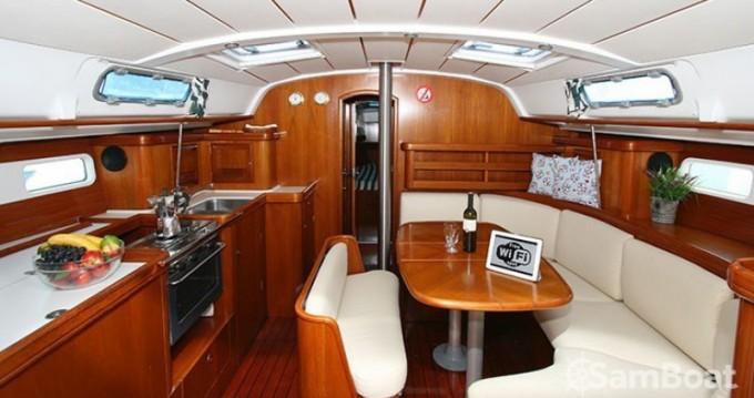 Bénéteau Oceanis 411 entre particuliers et professionnel à Salerno