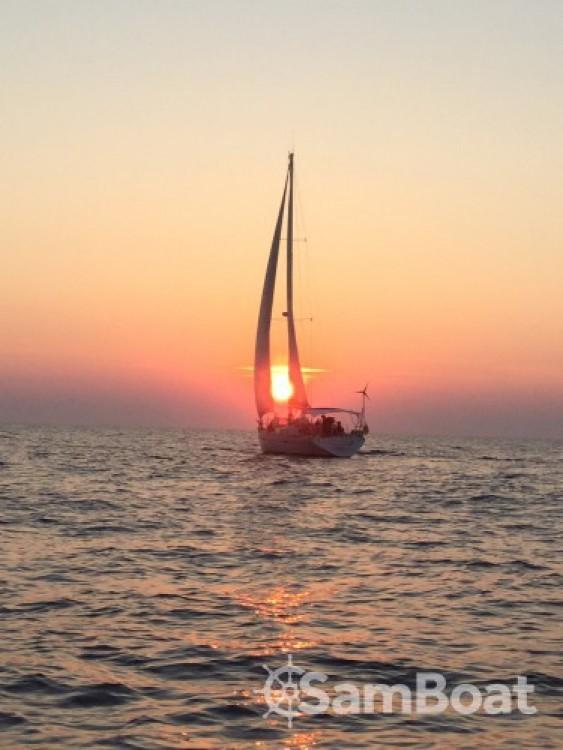 Segelboot mieten in Le Marin - Kirie Feeling 446