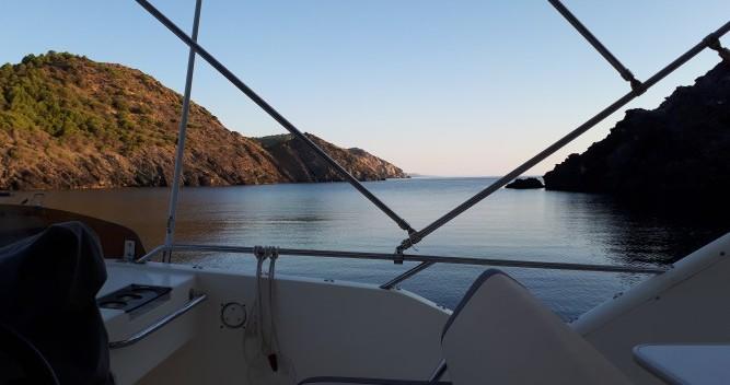 Louez un Marine-Project Princess  388 à Argelès-sur-Mer