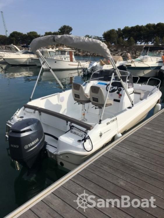 Jeanneau Cap Camarat 5.5 Style entre particuliers et professionnel à Marseille