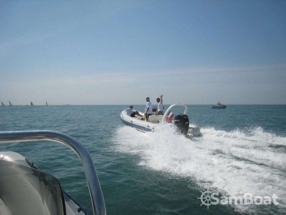 Schlauchboot mit oder ohne Skipper Zodiac mieten in La Grande-Motte