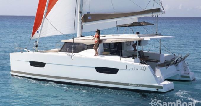 Louer Catamaran avec ou sans skipper Fountaine Pajot à Cannes