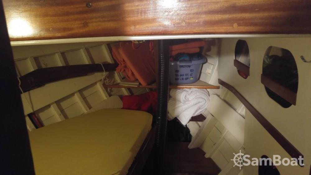 Segelboot mieten in Le Grau-du-Roi - Chantier-Pfistersirven carol ketch