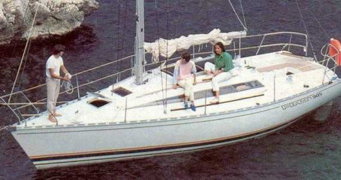 Location yacht à Hyères - Bénéteau First 305 sur SamBoat