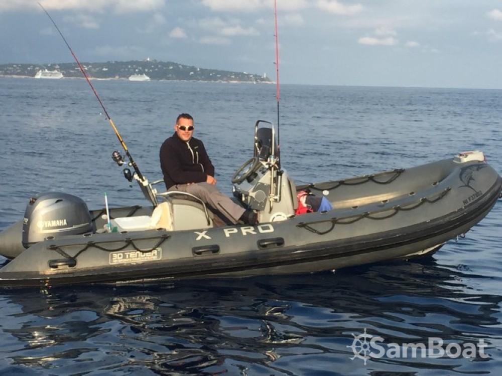 Schlauchboot mieten in Saint-Laurent-du-Var zum besten Preis