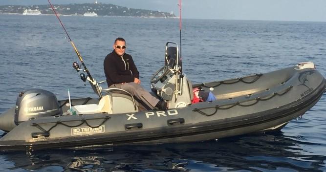 Location bateau 3D Tender 550 à Saint-Laurent-du-Var sur Samboat