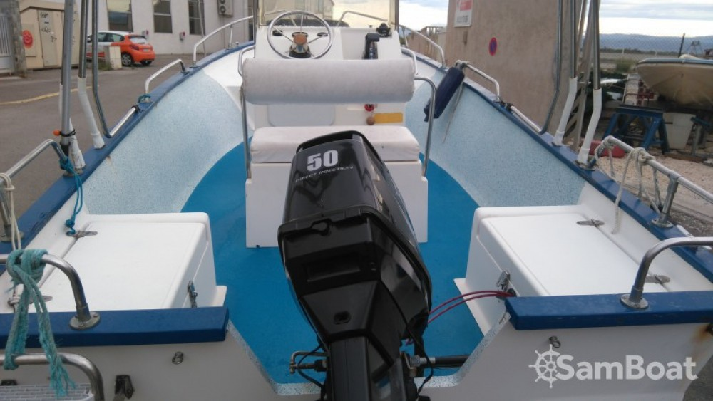Bootsverleih Pro-2000 OPEN 2000 Le Barcarès Samboat