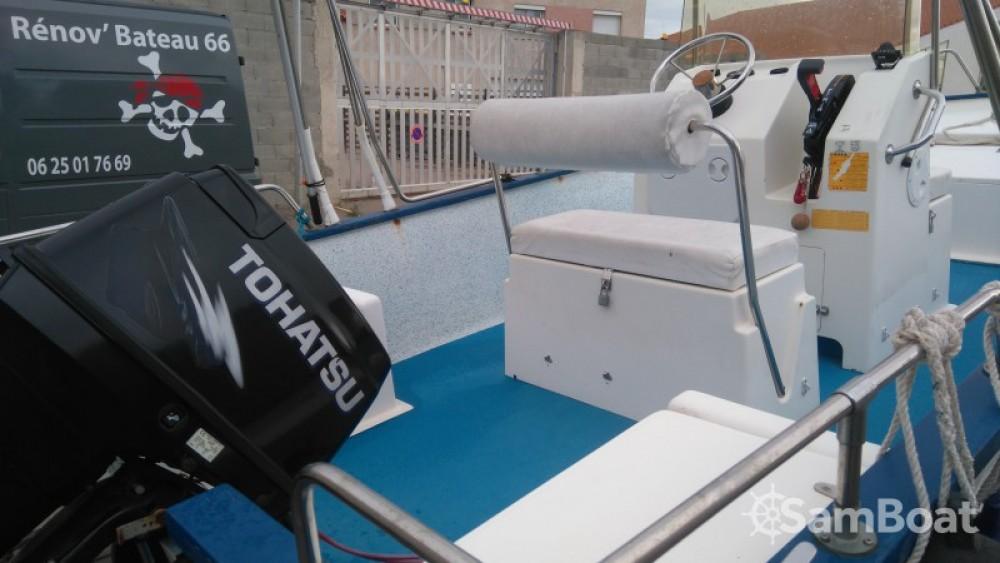 Vermietung Motorboot Pro-2000 mit Führerschein