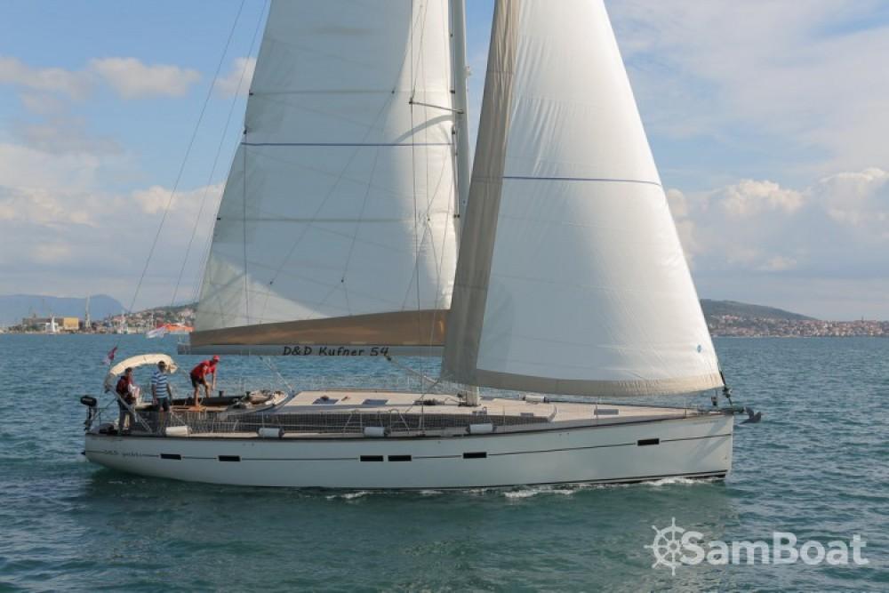 Ein Dd Yacht D&D Kufner 54 mieten in Kroatien