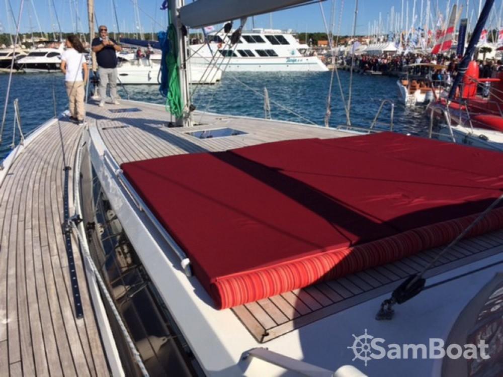 Dd Yacht D&D Kufner 54 zwischen Privatpersonen und professionellem Anbieter Kroatien