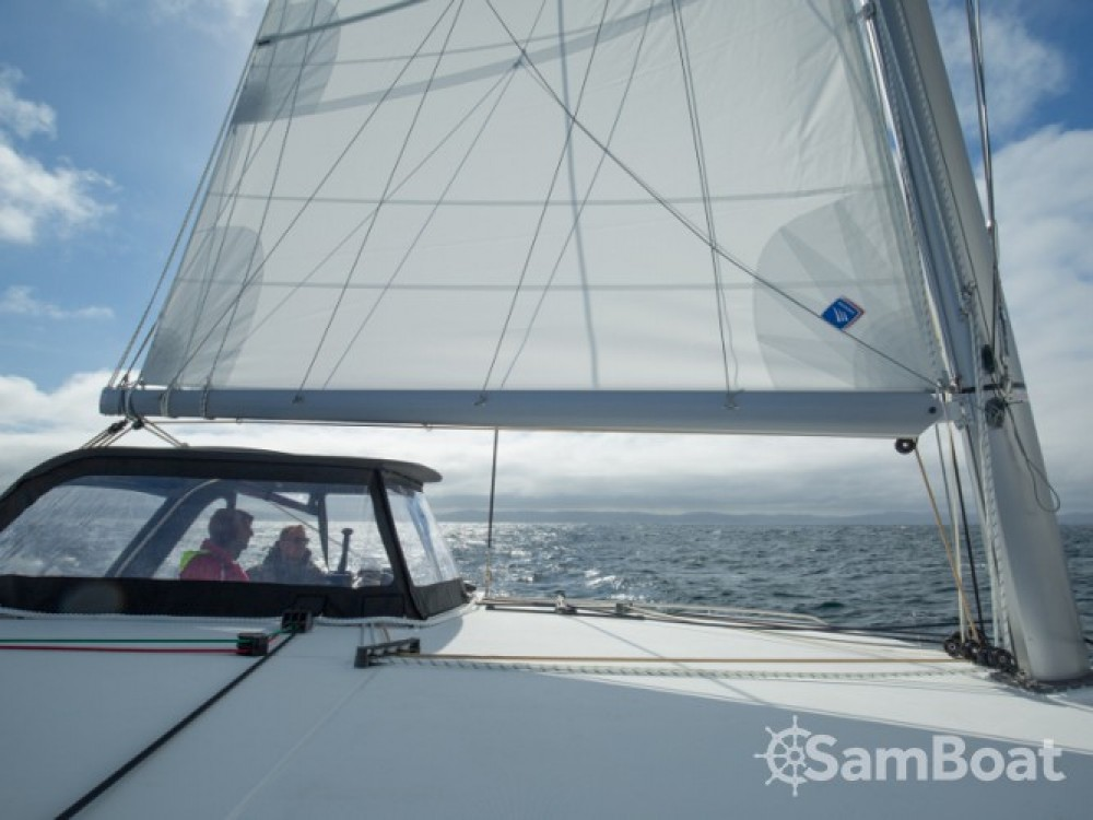 Location Catamaran à Μαρίνα Αλίμου - Lagoon Lagoon 400 S2