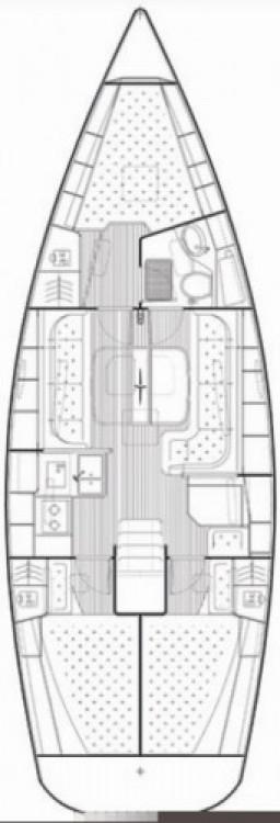 Bavaria Cruiser 38 zwischen Privatpersonen und professionellem Anbieter Kroatien