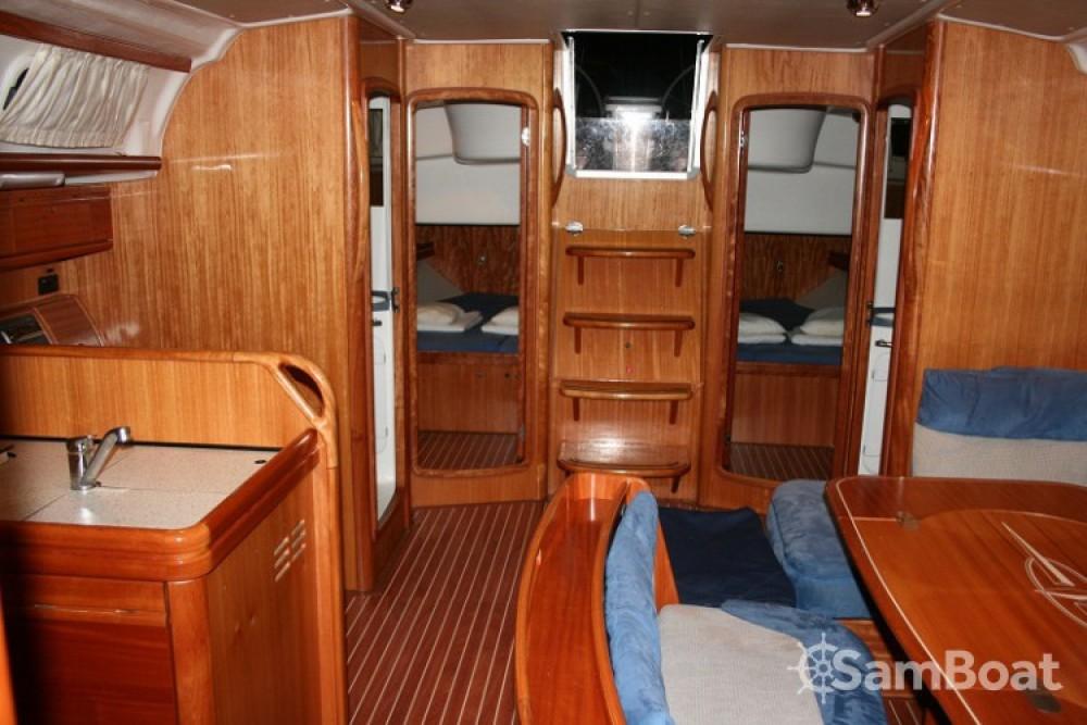 Bavaria Cruiser 50 zwischen Privatpersonen und professionellem Anbieter Trau
