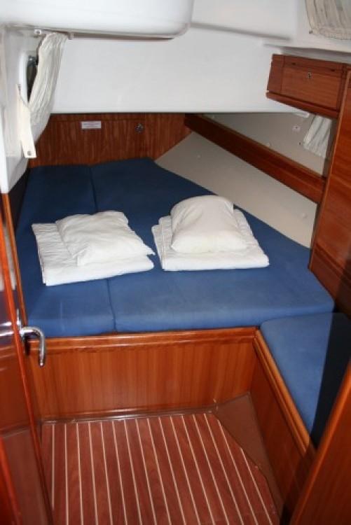 Ein Bavaria Cruiser 50 mieten in Trau