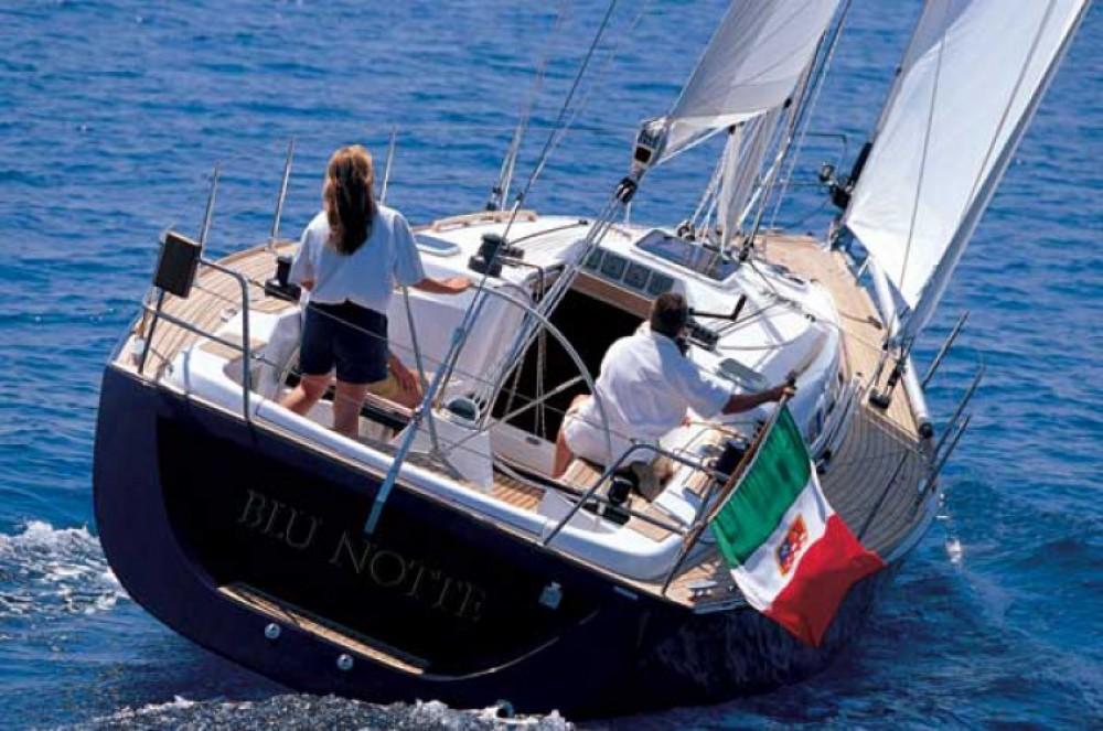 Segelboot mieten in Trau - Cantiere Del Pardo Grand Soleil 40