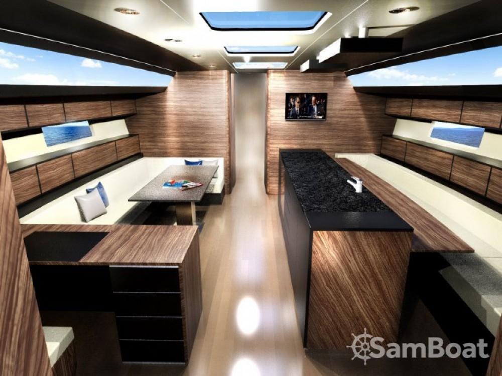 Dd Yacht D&D Kufner 54 zwischen Privatpersonen und professionellem Anbieter Marina Punat