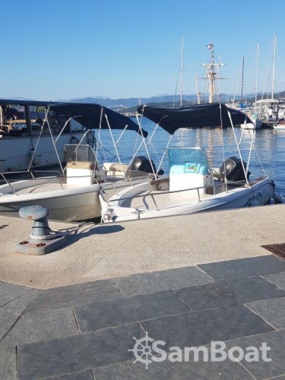 Motorboot mieten in La Spezia - Capelli Cap 17