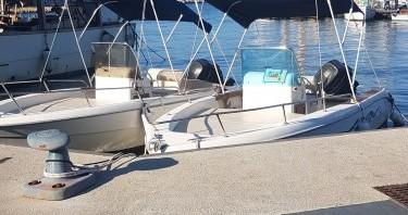 Location bateau La Spezia pas cher Cap 17